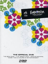 Cover  - Eurovision Song Contest - Helsinki 2007 [DVD]